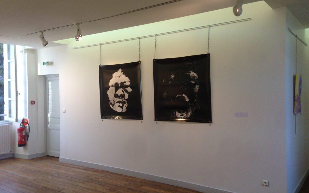 Exposition à Saint Laurent sur Manoire (2017)